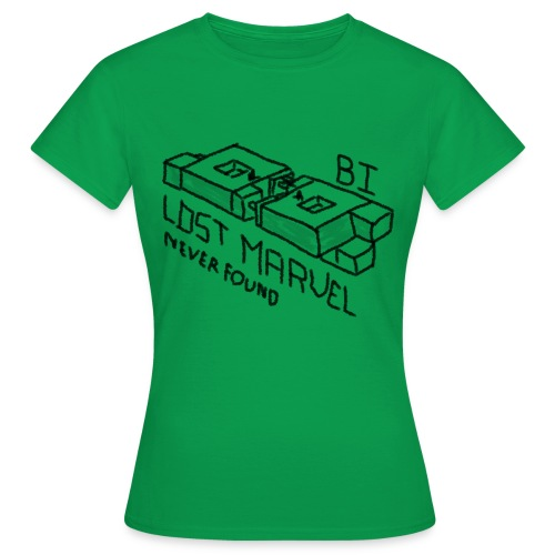 B1 - Lost - T-shirt dam