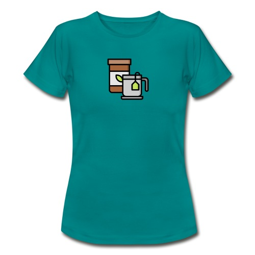 Te y Cafe - Camiseta mujer