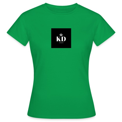 KingDom Design#1 - Frauen T-Shirt