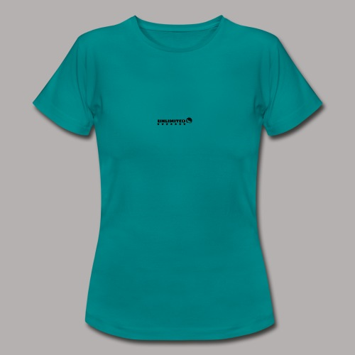 unlimited - Camiseta mujer
