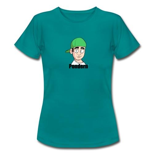Pondern - T-skjorte for kvinner