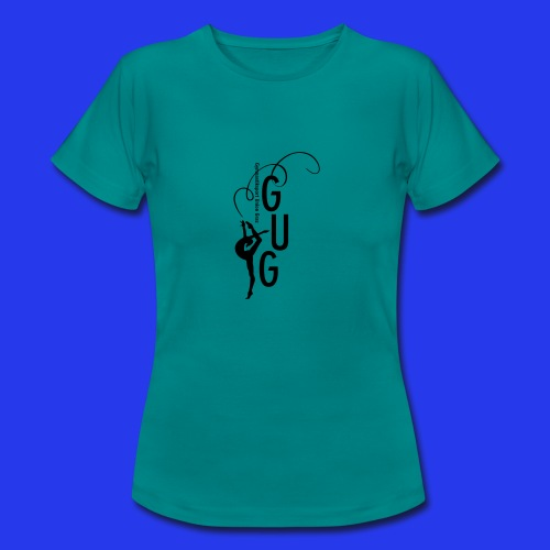 GUG logo - Frauen T-Shirt