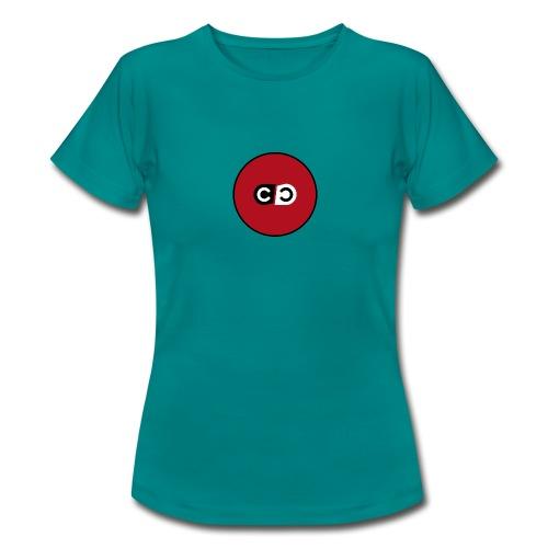 Cántico Cuántico - Camiseta mujer