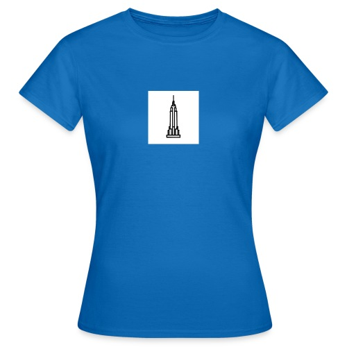 Empire State Building - T-shirt Femme