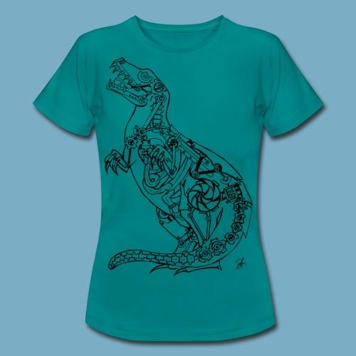 Rex black - Frauen T-Shirt