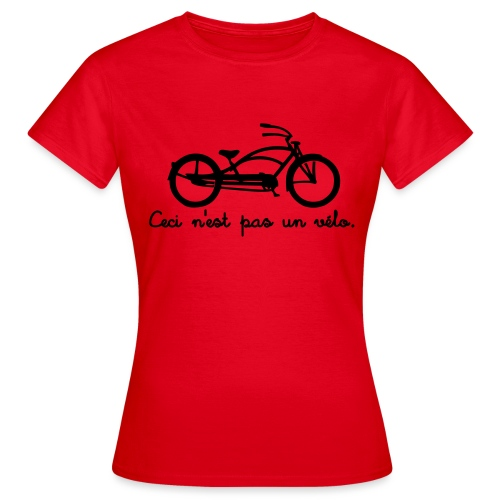 ceci2a - T-shirt Femme