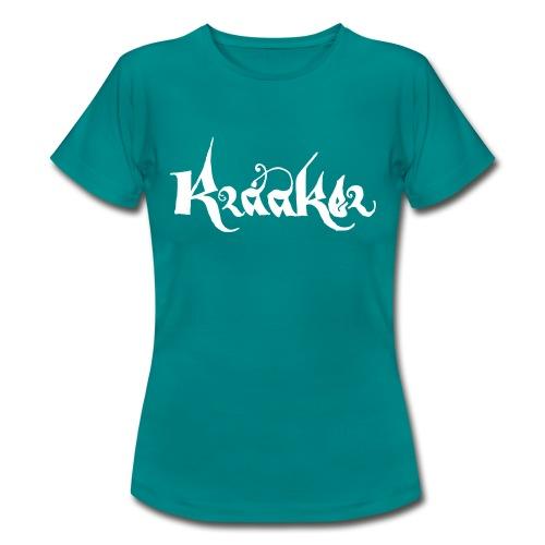 kraakerlogo - Women's T-Shirt