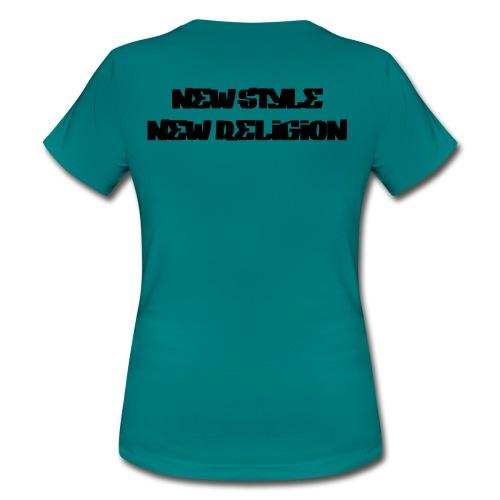 New Style Religion - Camiseta mujer