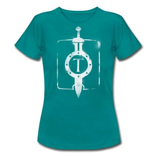 travian_legends_shield_w - Women's T-Shirt