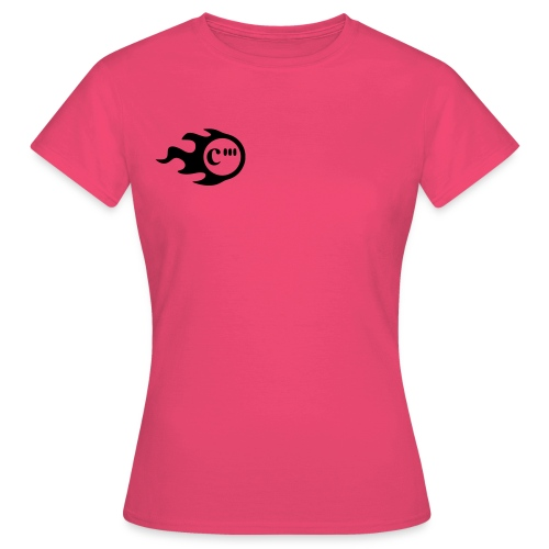 flame-c3s - Frauen T-Shirt
