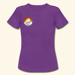Team XA 10 Years evolution - T-shirt dam