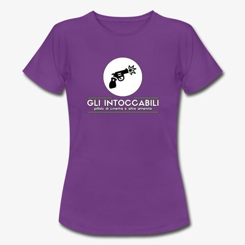 T Shirt - Gli Intoccabili - Maglietta da donna