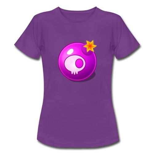 Woobly Blocks - Bomb - Frauen T-Shirt