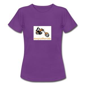 enjoytheride - T-shirt Femme