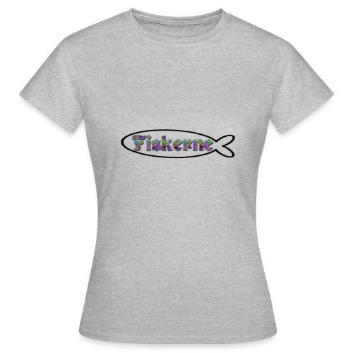 Betta Fish - Dame-T-shirt