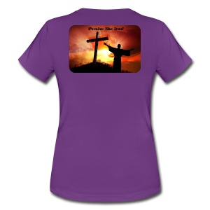 Praise the lord - T-shirt dam