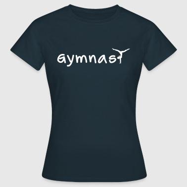 Gymnast - T-shirt dam