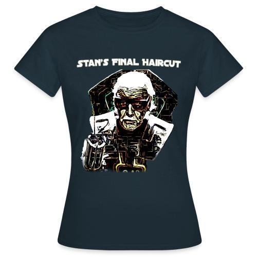 Stan Lee Mar vel Aven gers Thor Comic - Frauen T-Shirt