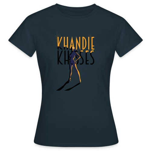 Art Deco Khandie Khisses - Women's T-Shirt