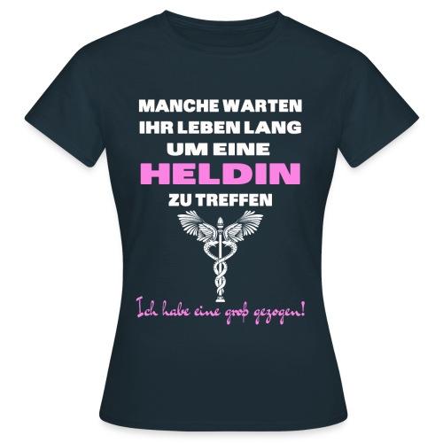 Krankenschwester Mama - Frauen T-Shirt