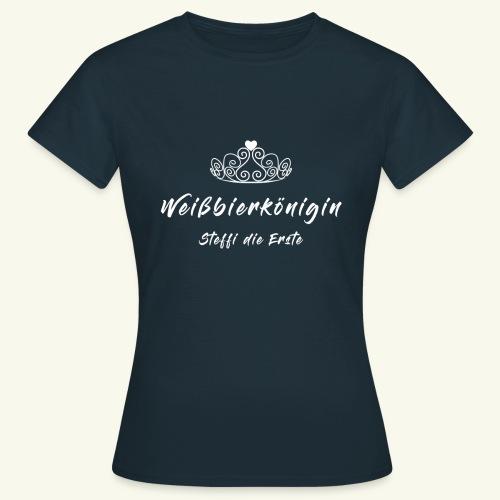Koenigin White - Frauen T-Shirt