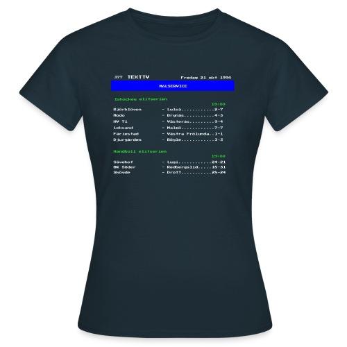 377:an - T-shirt dam