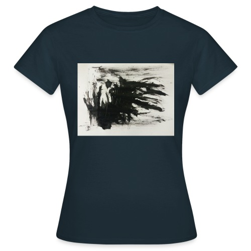 Dunkles Erwachen - Frauen T-Shirt