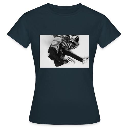 Shoe Tee - T-shirt dam
