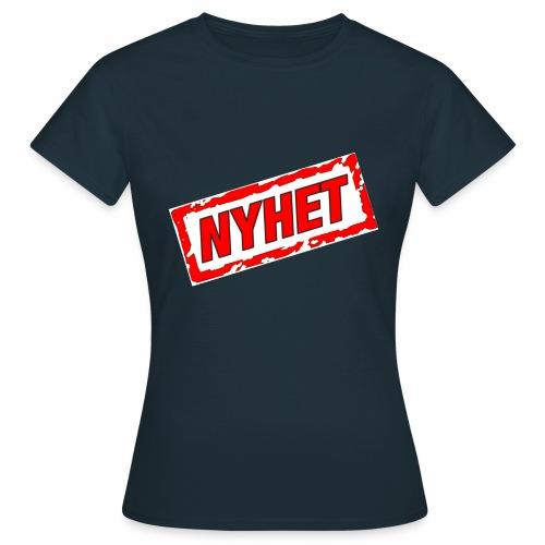 NYHET - T-shirt dam