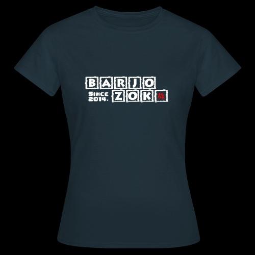 BOX - T-shirt Femme