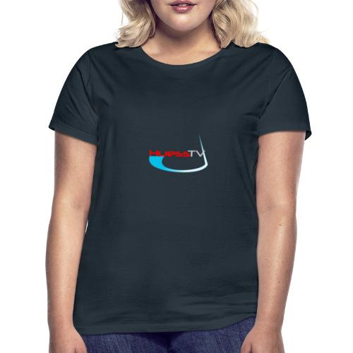 HuessTV - Dame-T-shirt