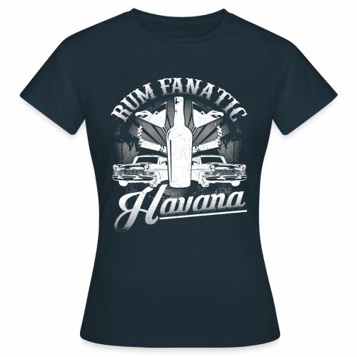 T-shirt Rum Fanatic - Havana - Koszulka damska