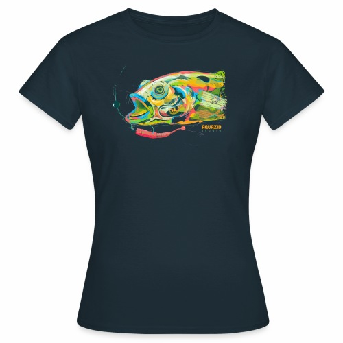 'Ball Biter' - Goby - Light Rock Fishing - Women's T-Shirt