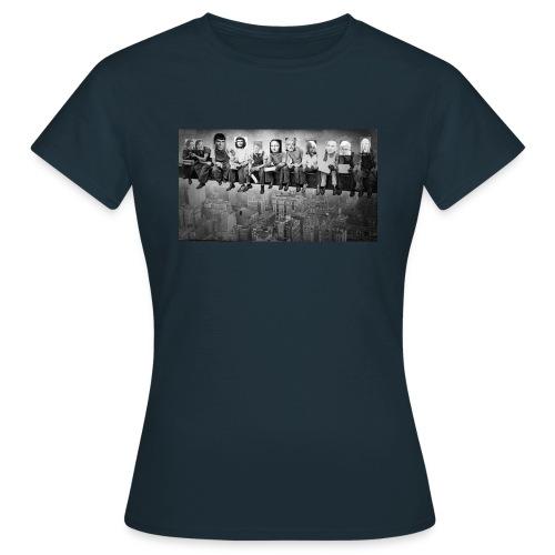 Promi's auf Arbeit - Frauen T-Shirt