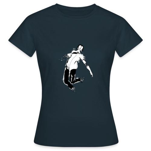 BrokenMan - T-shirt Femme