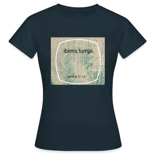IBimsLumpi - Frauen T-Shirt