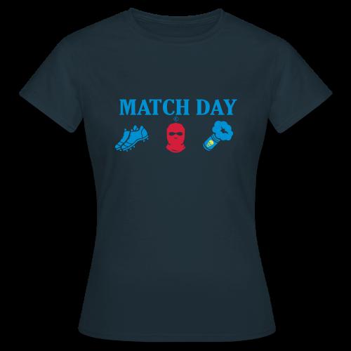 MatchDay - T-shirt dam