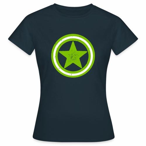 Vegan Vegetarier Lifestyle Shirt T-Shirt Geschenk - Frauen T-Shirt