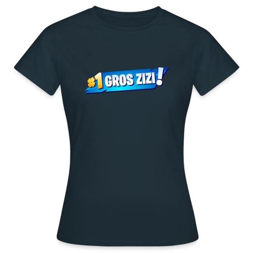 gros zizi - T-shirt Femme