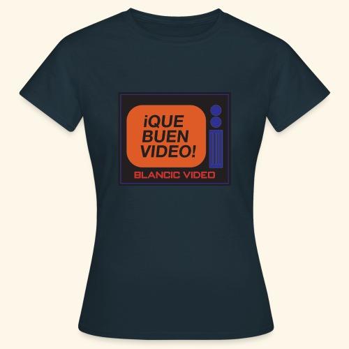 Blancic Video - T-shirt Femme