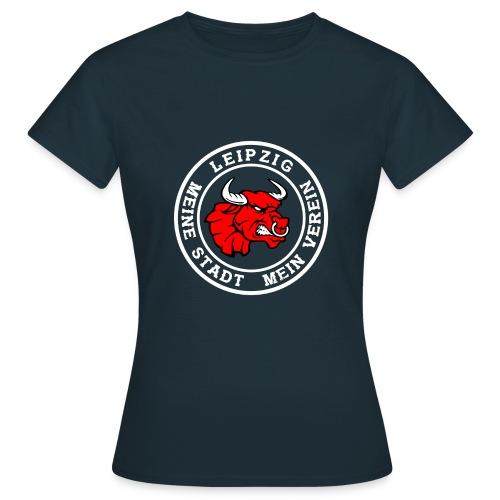 Meine Stadt mein Verein - Frauen T-Shirt