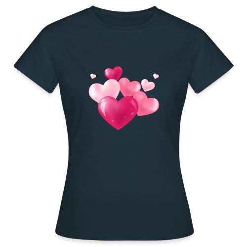 Koszulka miłość 14 - Koszulka damska
