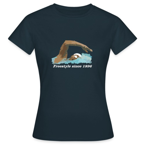 Freestyle2 - Koszulka damska