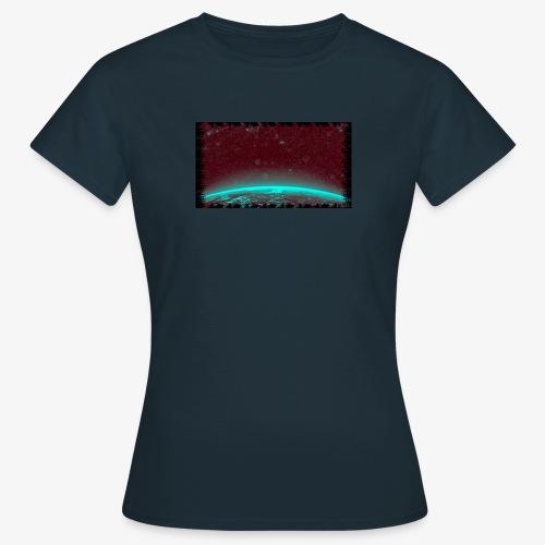 the space - Naisten t-paita