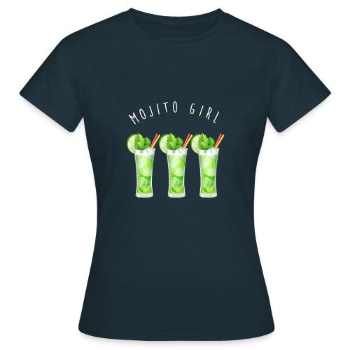 mojito girl - T-shirt Femme
