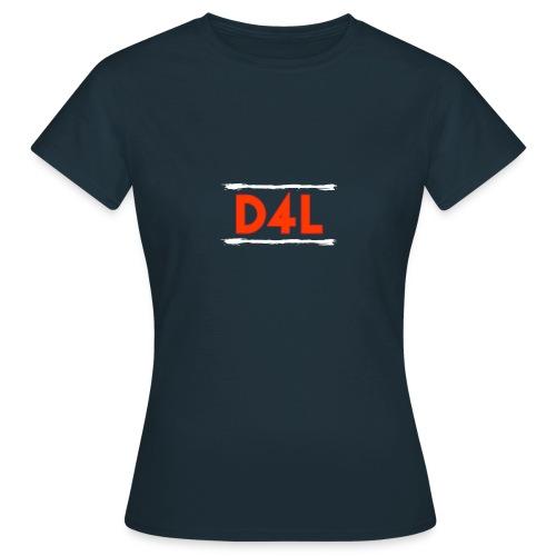 SHIRT 1 D4L - Vrouwen T-shirt