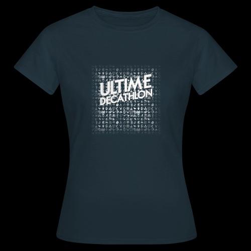 Ultime Decathlon - 5 saisons, 50 jeux ! - T-shirt Femme