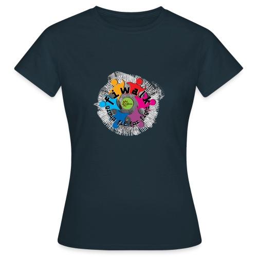 Logomania - Maglietta da donna
