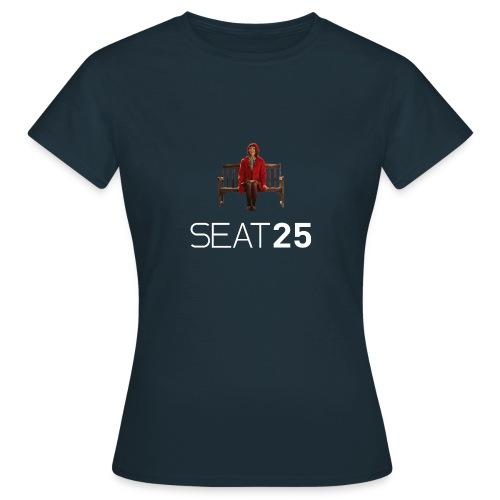 Faye on Logo - Women's T-Shirt