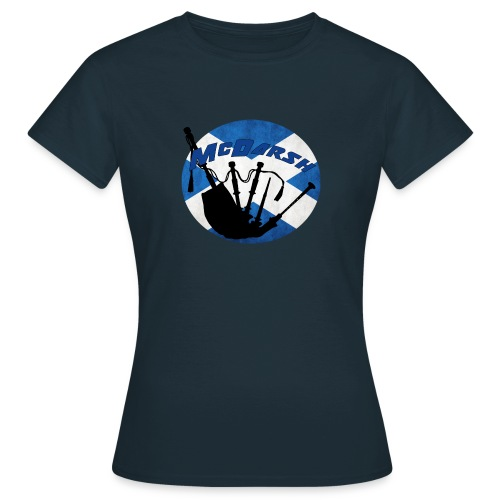 Logo McDarsh - T-shirt Femme